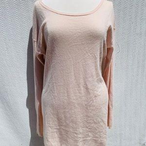 Athleta Drishti 100% Cashmere Ballet Sweater L